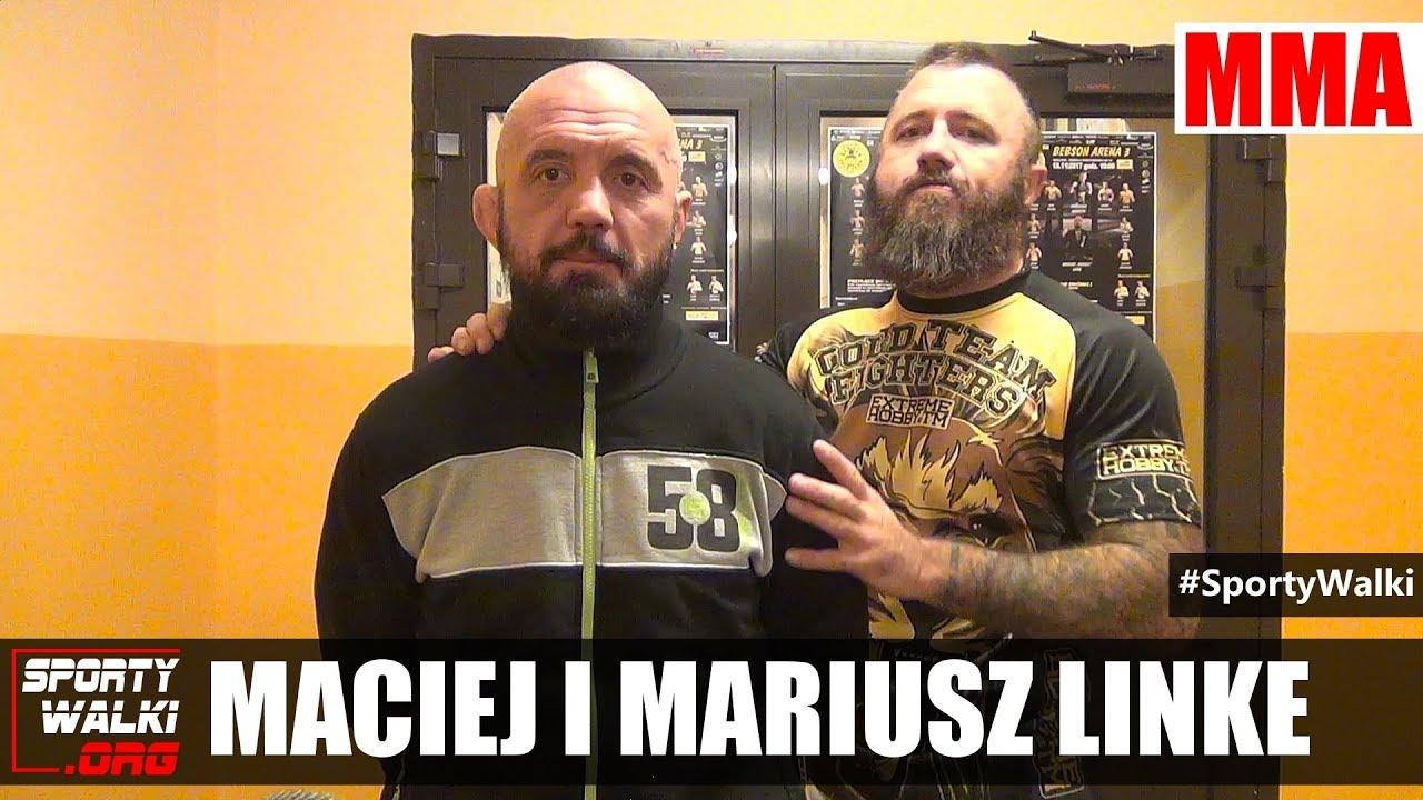 Maciej i Mariusz Linke o Bebson Arena 3