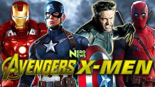 Avengers/X-Men Crossover - NEW RUMORS!