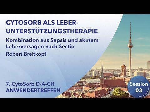 Kombination aus Sepsis und akutem Leberversagen nach Sectio | Robert Breitkopf