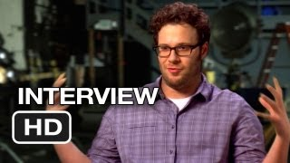 This Is The End Interview - Seth Rogan (2013) - James Franco Movie HD