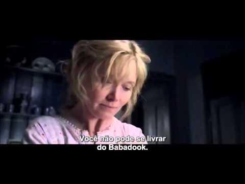 The Babadook 2014   Trailer 2 HD Legendado