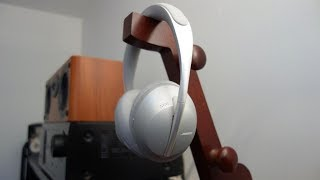 Bose Noise Cancelling Headphones 700 review vs QC35 & Sony WH-1000XM3 - By TotallydubbedHD