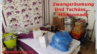 Zwangsräumung einer Mietnomaden-Familie... Doku-Satire... Vermietershop.de