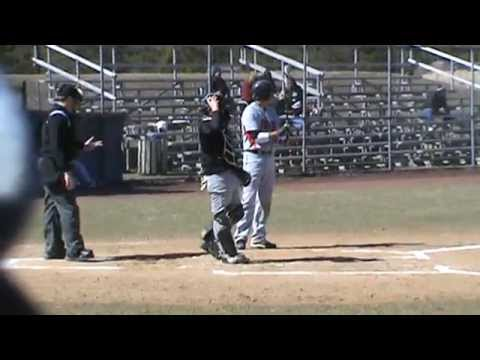 Rafael Tous Double RBI vs. Ocean County College 3/29/15