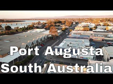Drone Port Augusta, South Australia
