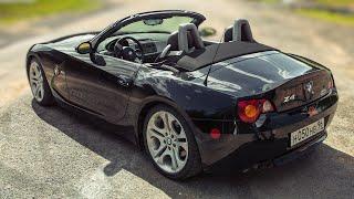 Ехай на BMW Z4 E85 / 3.0i,  231 HP