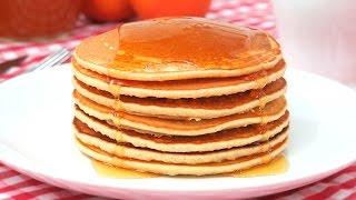 Tortitas Americanas Fáciles y Esponjosas | Hot Cakes | Pancakes