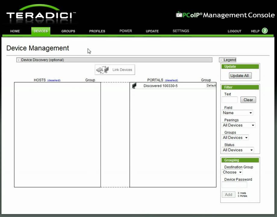 teradici pcoip management console walkthrough youtube rh youtube com pcoip management console manual pcoip management console manual