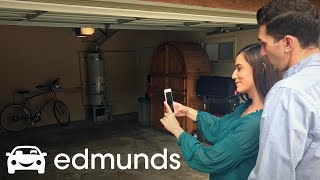 Augmented Reality Feature | Edmunds App for iPhone