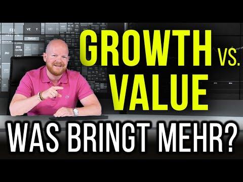 Growth vs. Value / Was bringt mehr? Jens Rabe