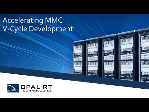 Accelerating MMC V-Cycle Development