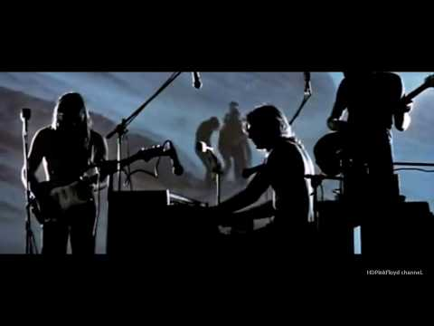 "Pink Floyd -  at Pompeii  ""Echoes "" part 2"