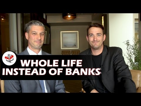 Whole Life Instead of Banks?? See One of The MOST Popular Debt Weapons Exposed.