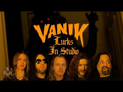 Short Horror Film | VANIK LURKS IN THE STUDIO