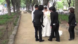 及川家祝結婚式.