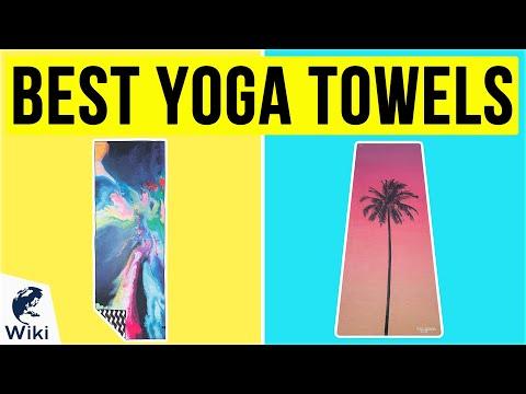 10 Best Yoga Towels 2020