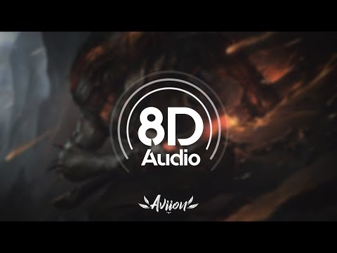The White Stripes - 7 Nation Army (Glitch Mob Remix) | 8D Audio