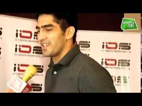 Vijender Singh Interview: 'I will Win World Title In 2019' | Sports Tak