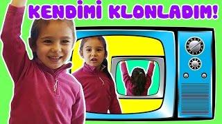 Kendini Klonlama Nasıl Yapılır ? | Sonsuz Görüntü | Asya 'nın Dünyası Eğlenceli Çocuk Videoları
