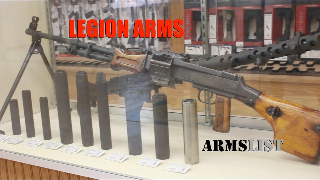 machine gun store