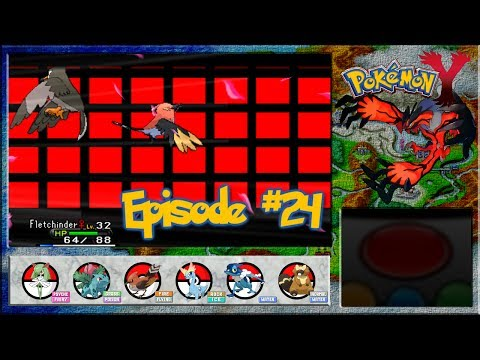Pokemon Y - Plant Growth & An Epic Flying Survival - Episode 24