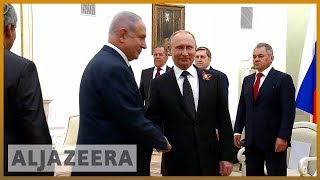 🇷🇺 🇮🇱 Middle East tensions at heart of Netanyahu's visit to Moscow | Al Jazeera English