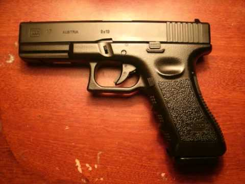 Army Armament Glock 17 (Airsoft) - YouTube