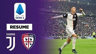 Serie A : Ronaldo et la Juve s'amusent contre Cagliari