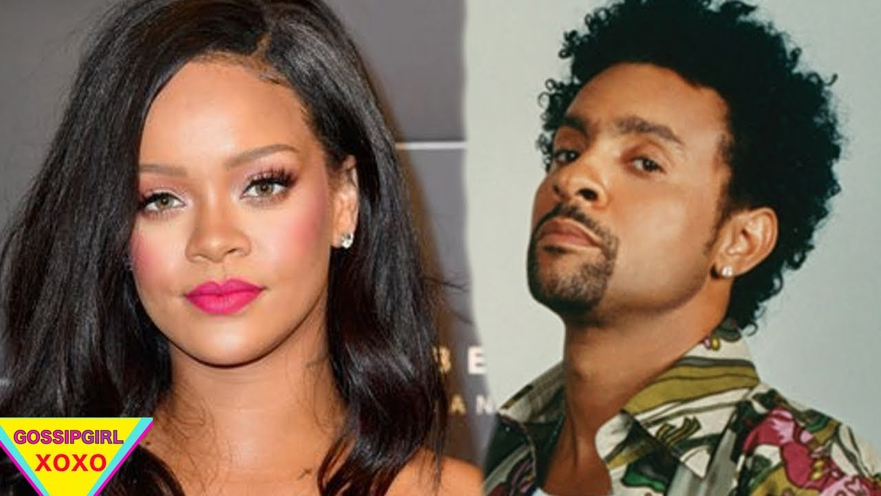Rihanna gets turned down by Shaggy for her new Album, he says he doesn't need to audition