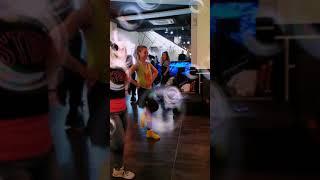 ZUMBA fitness with TINA  (Fiki - DUCKLING / Фики - ПАТЕ)