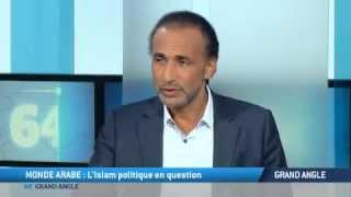 TV5MONDE : Tariq Ramadan évoque l'élection présidentielle algérienne