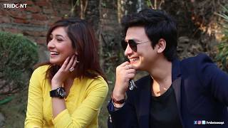 aanchal sharma and paul shah shatrugate शत्रुगते nepali film special