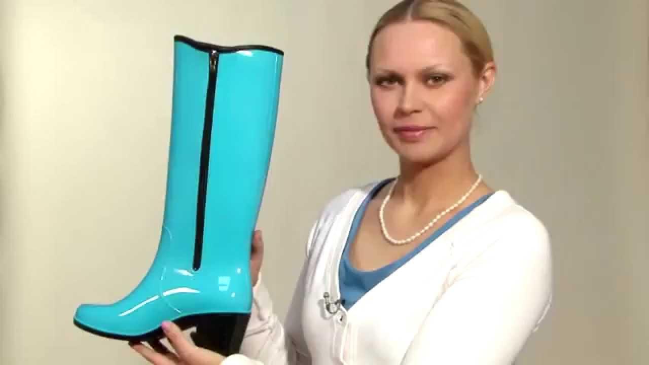 Сапоги резиновые Nordman Bellina ПС20 - YouTube