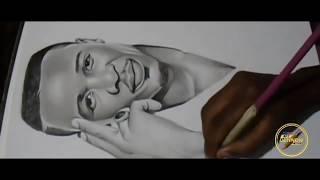 Drawing King Kiba