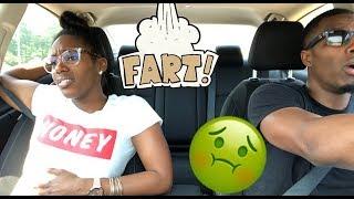 The BEST EVER EXTREME PRANK | LIQUID BUTT FART Spray on boyfriend with FAKE💩!!
