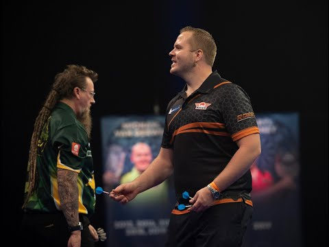 """Dirk van Duijvenbode on SF win over Whitlock: """"If you need tricks you're scared and I'll beat you"""""""