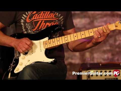 Review Demo - Fender American Standard Stratocaster HSS Shawbucker