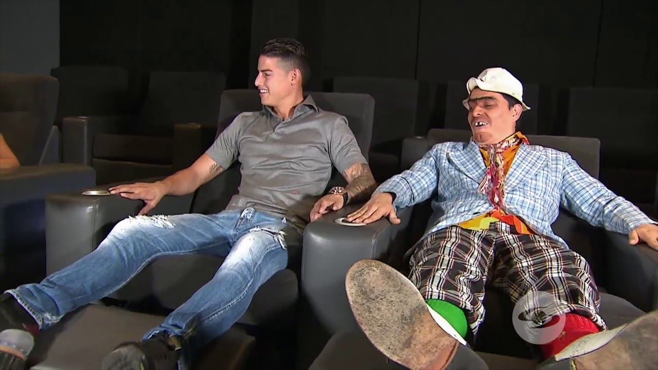 James rodriguez parte 3 The Susos Show Caracol T  YouTube