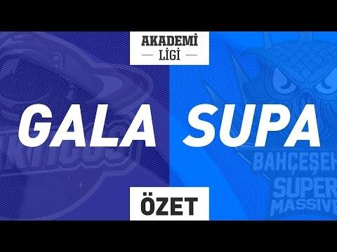 Galakticos A ( GALA ) vs Bahçeşehir SuperMassive A ( SUPA ) Maç Özeti | 2019 Akademi Ligi 7. Hafta
