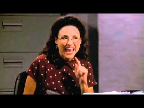 Elaine and Mr. Lippman - Exclamation points