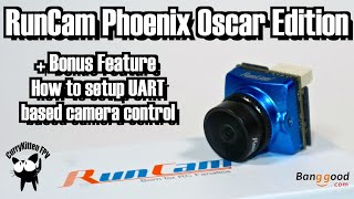 The RunCam Phoenix Oscar edition FPV Camera, supplied by Banggood