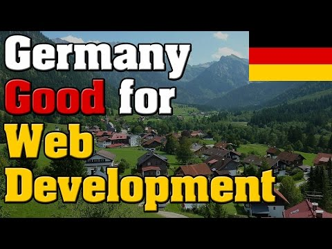 Is Germany Good for Web Development ?