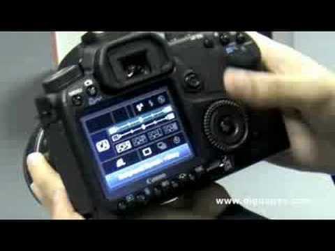 Canon EOS 50D First Impression Video by DigitalRev