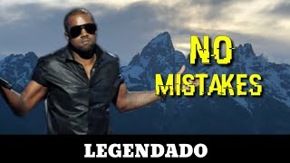 Kanye West - No Mistakes [DRAKE DISS] (LEGENDADO/TRADUÇÃO) (Feat. Charlie Wilson & Kid Cudi)