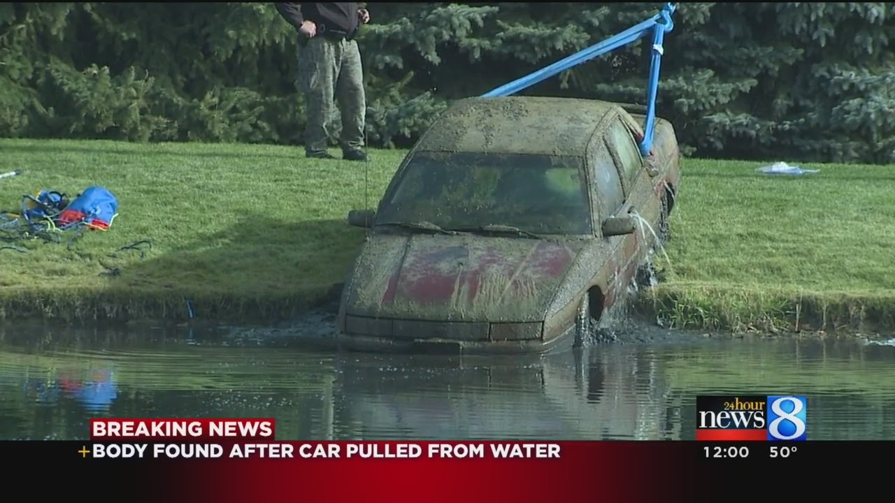 Authorities: Body found in car pulled from Kent County ...