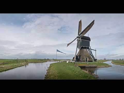 dutch-windmill-•-10h-machinery-noise-•-peaceful-soundscape