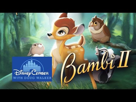 Bambi II – Disneycember