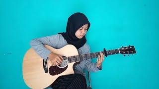Kenshi Yonezu - Lemon | Fingerstyle Guitar Cover by Lifa Latifah