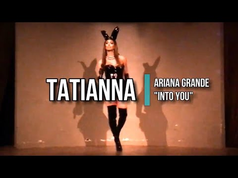"Tatianna from RuPaul's Drag Race performs to ""Into You"" by Ariana Grande at Town Danceboutique in DC Mp3"