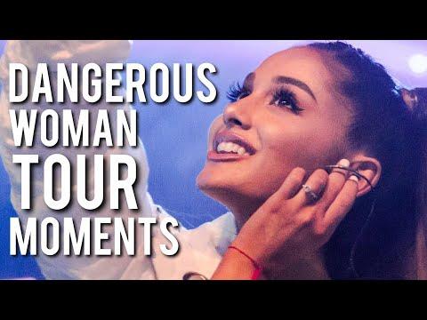 Best Dangerous Woman Tour Moments